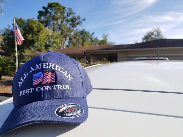 Oviedo Pest Control Hat