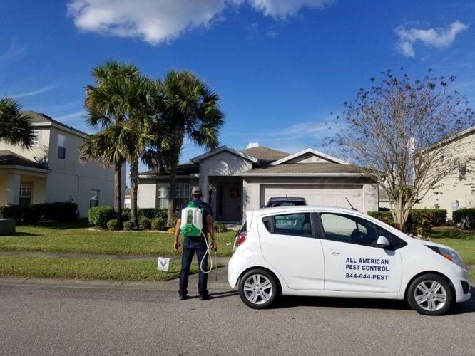 Sanford FL Pest Control